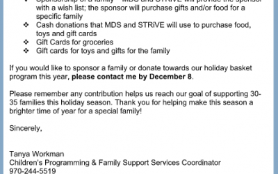 Can You Help a Family in Need?