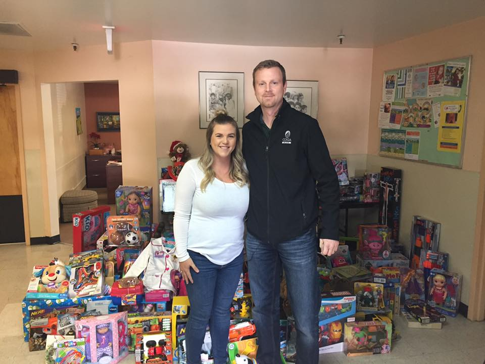 West Slope Colorado Oil and Gas Association Donates Over 300 Toys to
