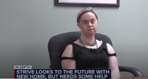 STRiVE receptionist talks about new Building