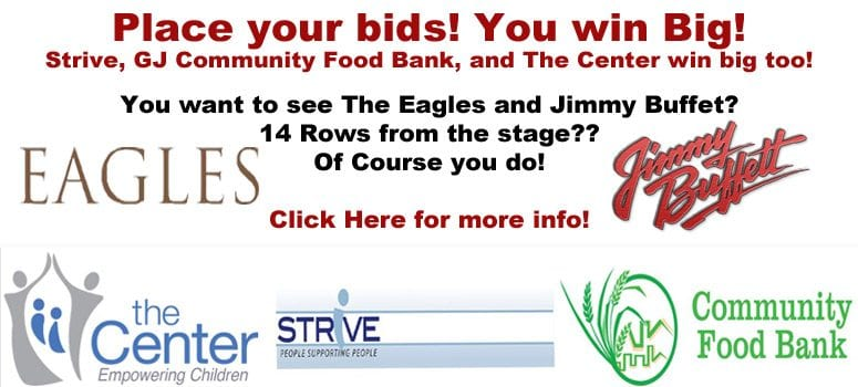 Will You be the Winning Bid to See the Eagles & Jimmy Buffet at Coors Field?