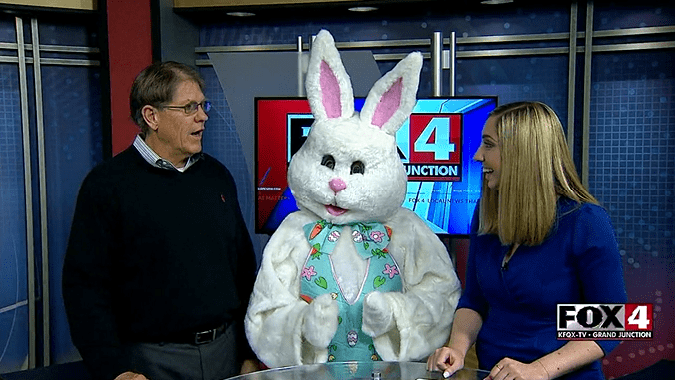 Easter Eggs & Easter Baskets to Benefit the Grand Junction Community