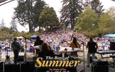 UP NEXT: Garden Groove Presents Music of the Eagles with The Boys of Summer