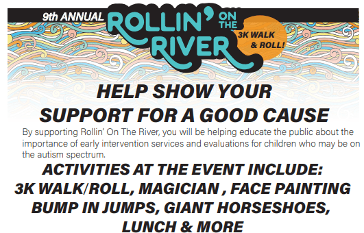 Sponsorship image for Rollin on the River 2019